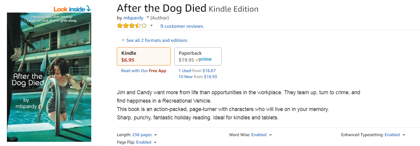 amazonafterthedogdied